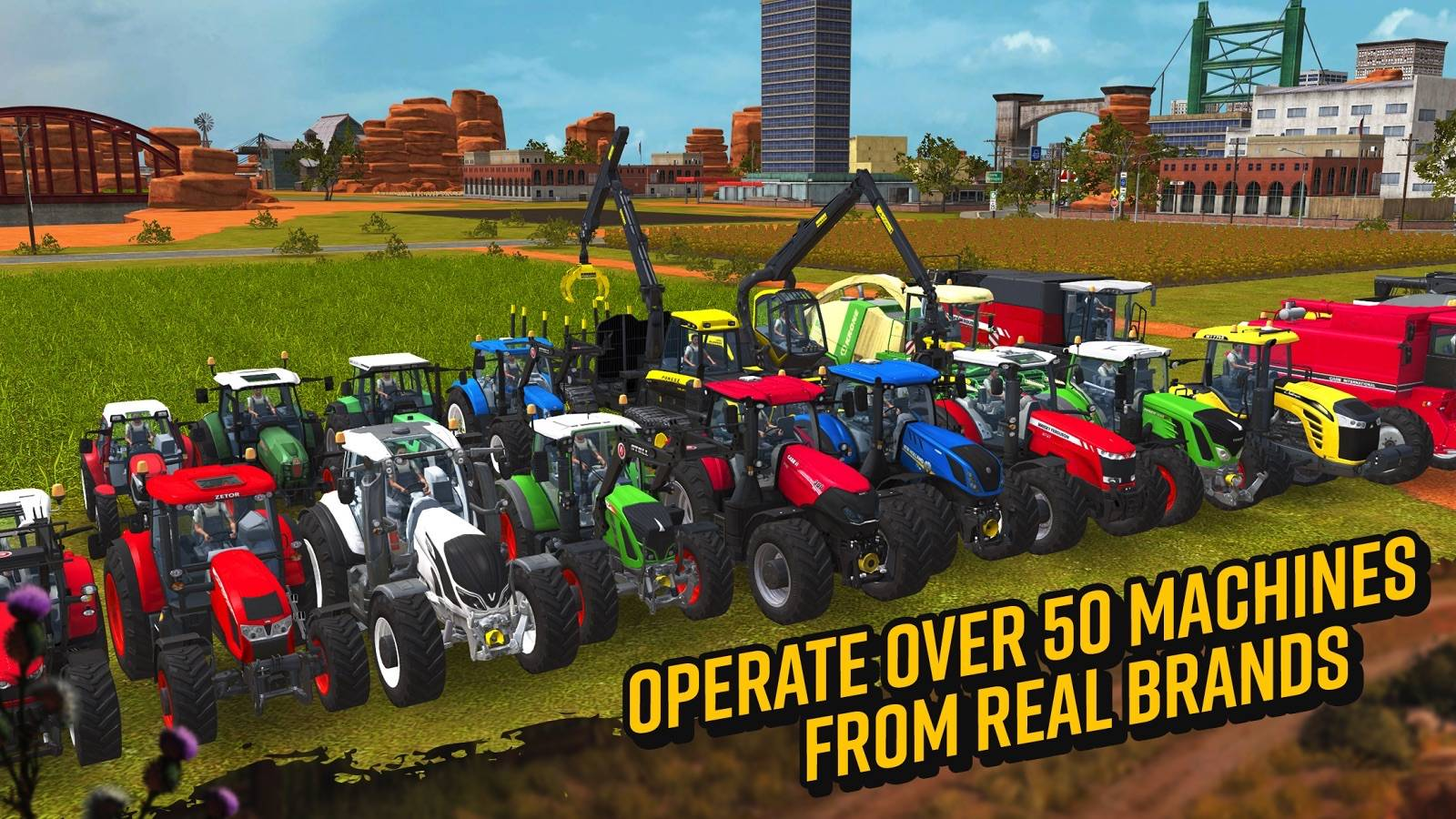 New 'Farming Simulator 18' out now for Android and other