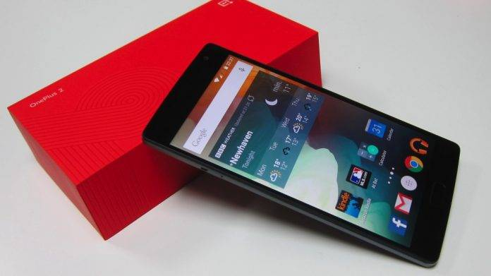 OnePlus 2 Android 7.0 Nougat