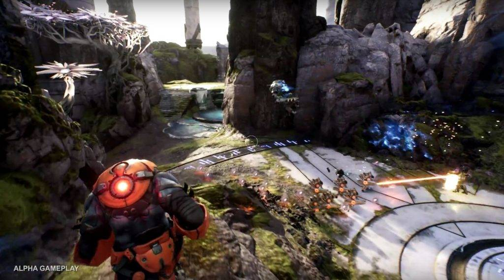 Paragon is now available free-to-play on NVIDIA SHIELD's