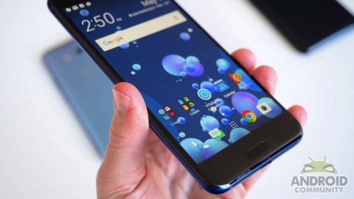 Mid-range HTC U11
