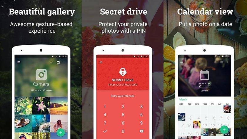 Piktures is an alternative to QuickPic for your Android