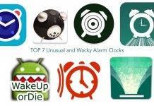 TOP 7 Unusual and Wacky Alarm Clocks for the Sleepyheads
