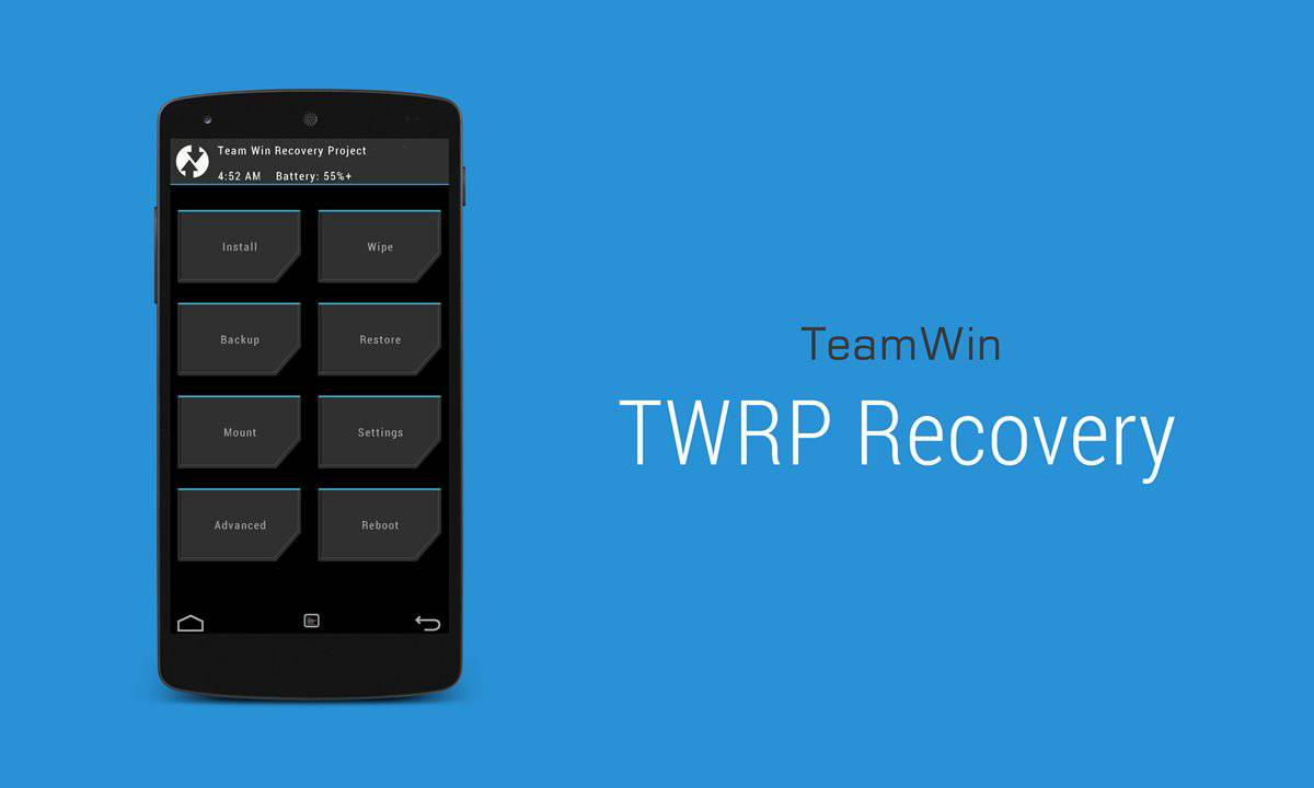 TWRP custom recovery now usable for Samsung Galaxy S8, S8+