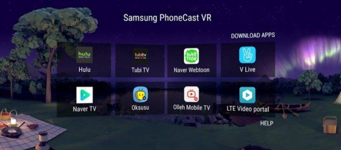 Samsung PhoneCast VR brings video streaming compatibility to Gear VR