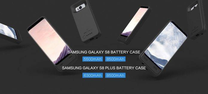 watch 5cab2 056cc ZeroLemon launches new battery cases for LG G6, Samsung Galaxy S8 ...