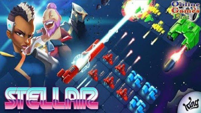 Stellar: Galaxy Commander now on soft-launch, matching game