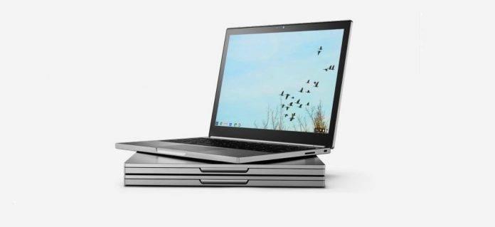 Chromebook Pixel 2017