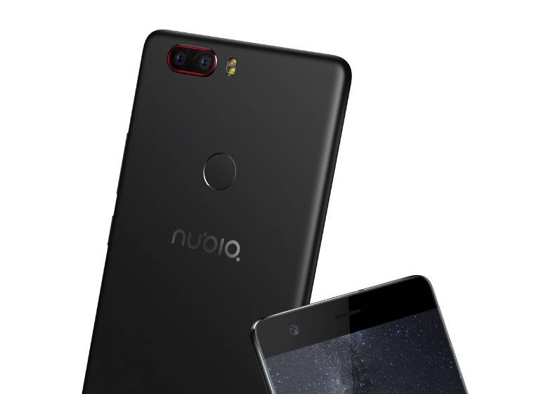 Nubia Z17 Lite launches with a similar design, lower specs