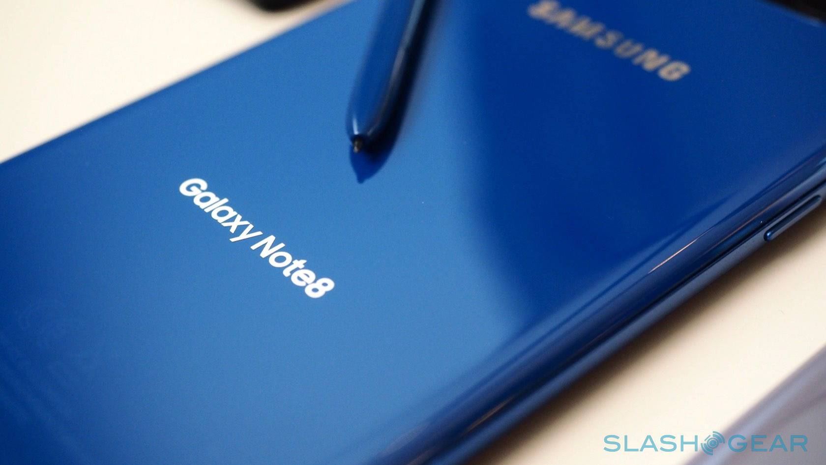 Samsung Galaxy Note 8 hands-on - Android Community
