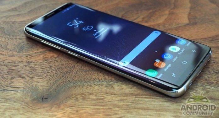 Samsung Galaxy S9 Qualcomm Snapdragon 845 processor