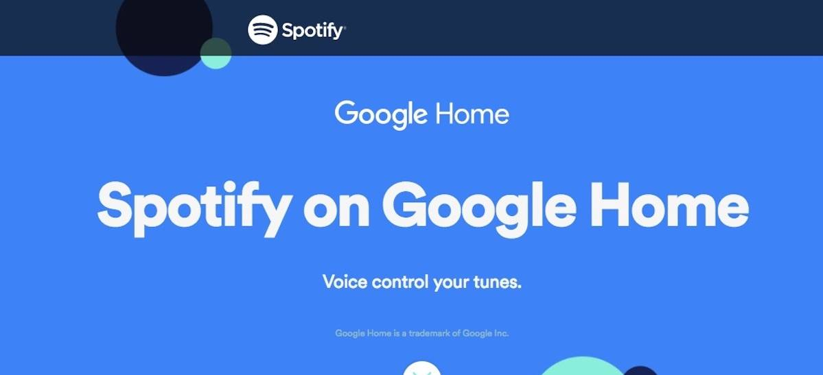 Spotify on Google Home now works even for free account users