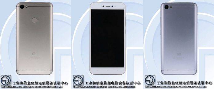 Xiaomi Redmi Note 5A sighted on TENAA, coming soon - Android