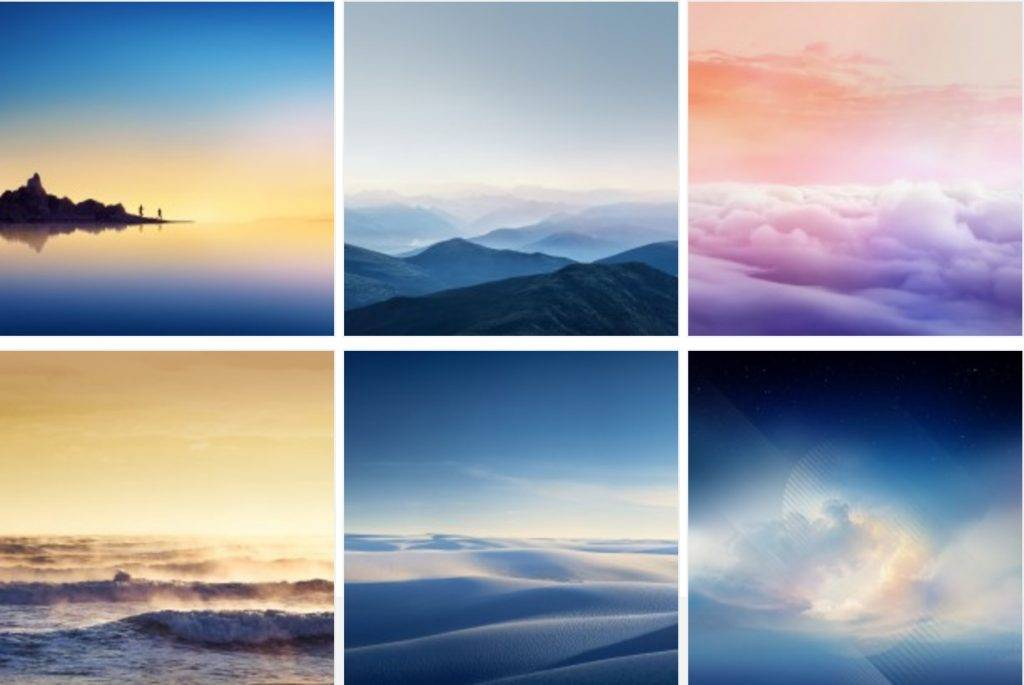Samsung Galaxy Note 8 Colors Wallpapers Leaked Ahead Of Aug 23