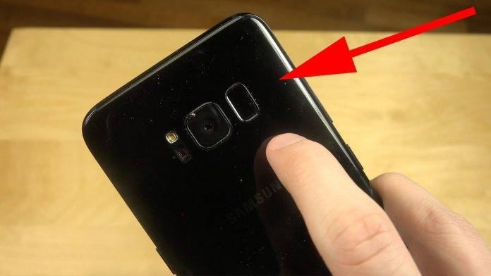 Probable solution to Samsung Galaxy S8's problematic fingerprint