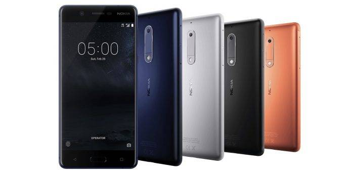 Nokia 5 September 2017 Android Security Patch