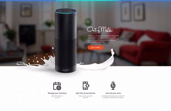 Out of Milk shopping list app now has Google Assistant, Alexa