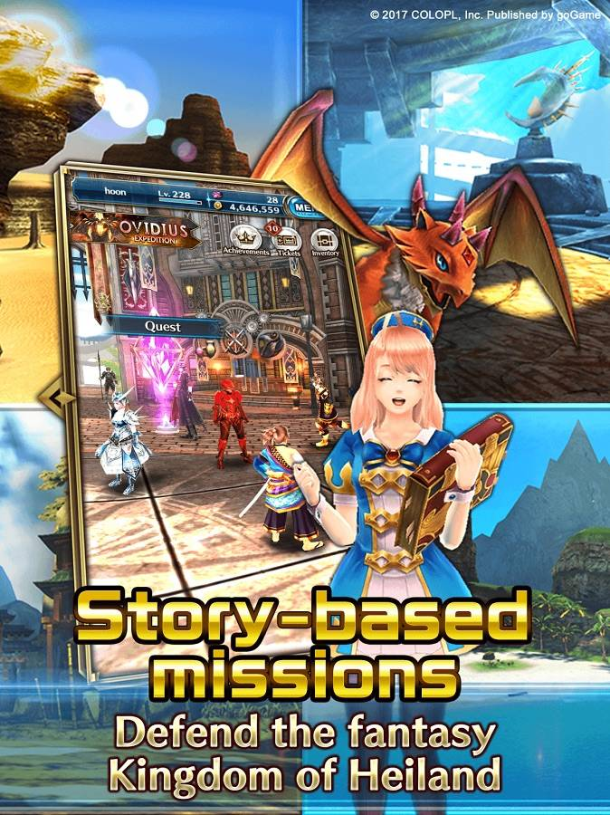 Dragon Project' hits the Google Play Store with a new role-playing