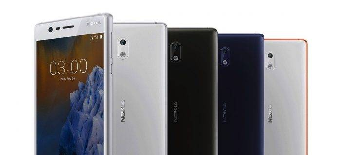 Nokia 3 Android 7.1.2 UPDATE