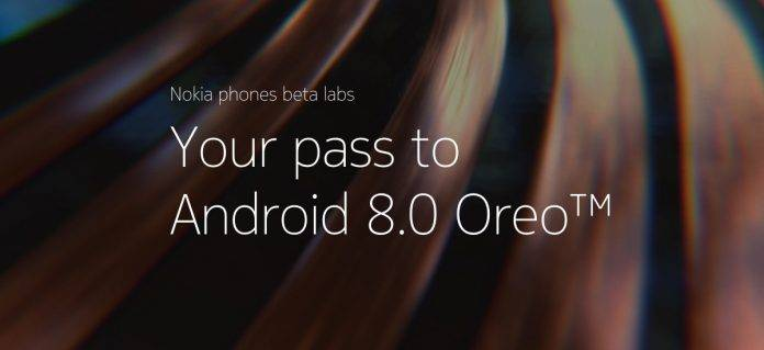 Nokia phone beta labs Android 8.0 Oreo