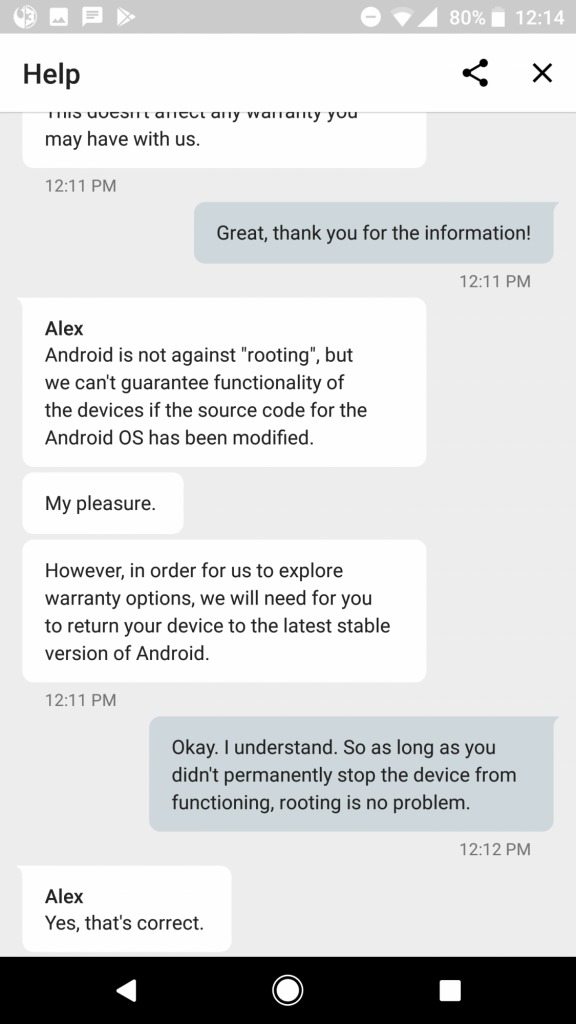 Root The Pixel 2 To Your Heart S Delight Google Won T Void Warranty Android Community