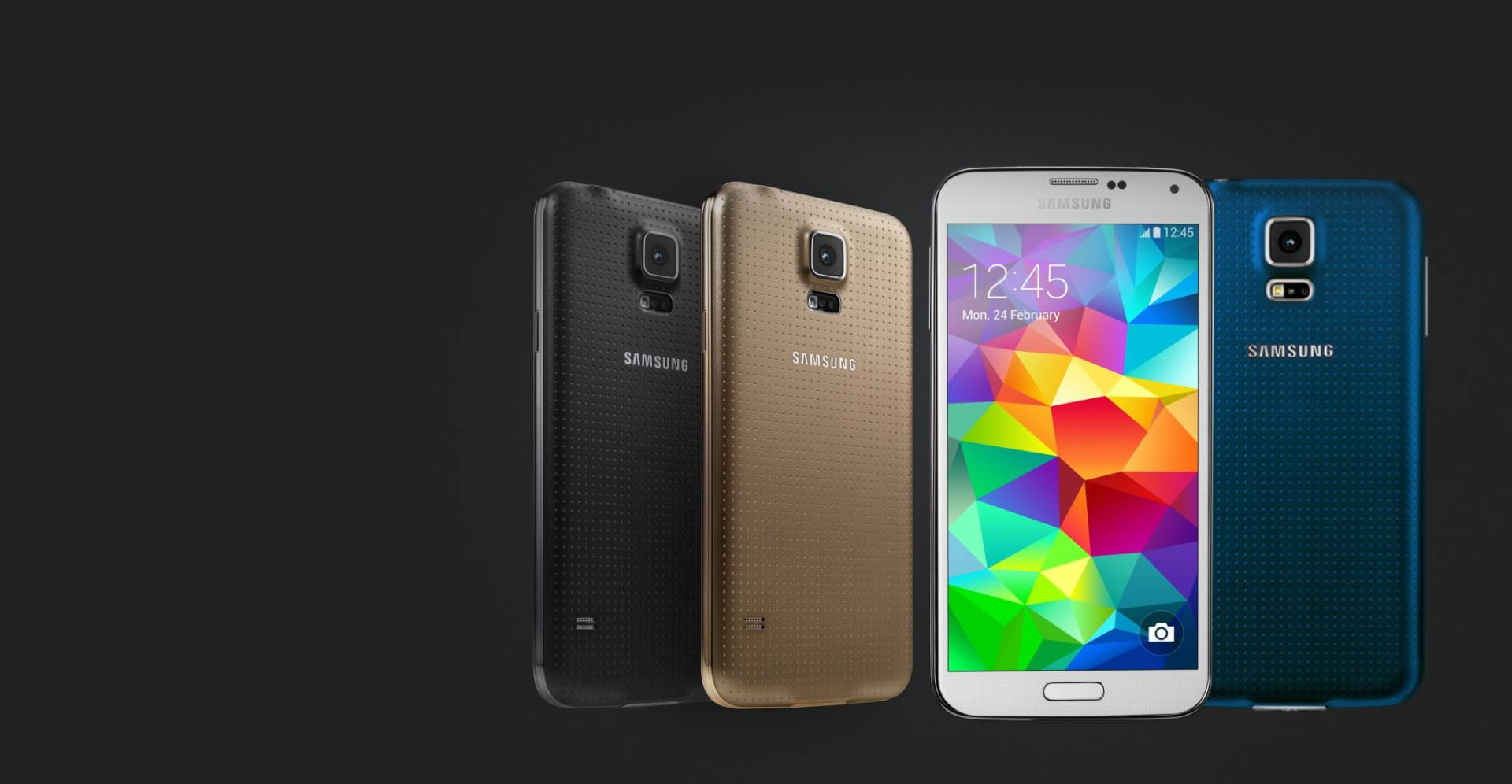 Samsung built a Bitcoin miner out of 40 Galaxy S5 phones, to