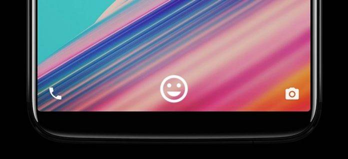 OnePlus 5 Face Unlock Feature