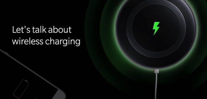 OnePlus 5T Wireless Charging