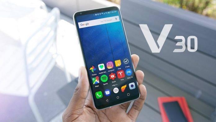 LG V30 gets official bootloader unlock, a boost for aftermarket