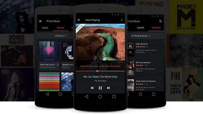 Amazon Prime Music Chromecast