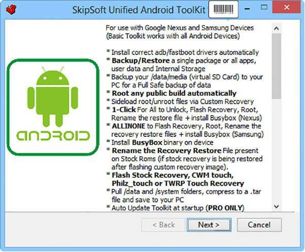 SkipSoft toolkit now supports the Google Pixel 2, easily root and