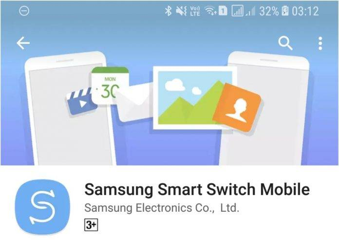 Smart Switch app gets Oreo support ahead of reported Galaxy