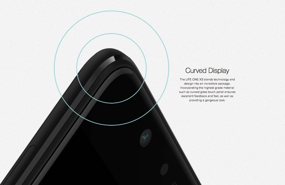 BLU Life One X3 introduced amidst the complaints - Android