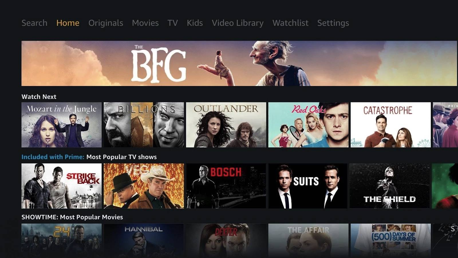 Prime Video app for Android TV launched by Amazon - Android Community