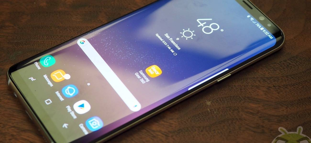 Verizon rolls out software update for Samsung Galaxy S8, S8+