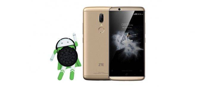 ZTE Axon 7 to receive Android 8 0 Oreo update - Android Community