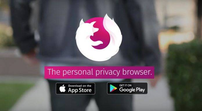 Firefox Focus brings quick access to most visited sites, search
