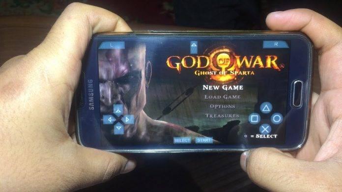 psp games mobile