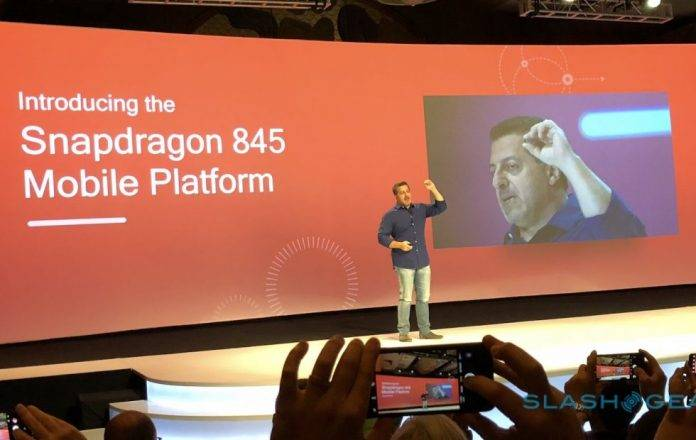 Qualcomm announces Snapdragon 845, support for Oreo Go