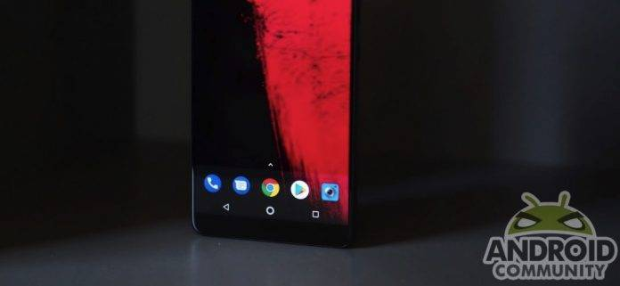 Essential Phone Android 8.1 Oreo Beta