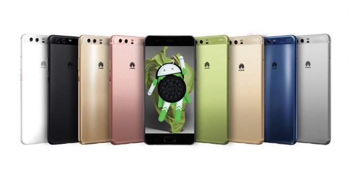 Huawei P10 Plus Android 8.0