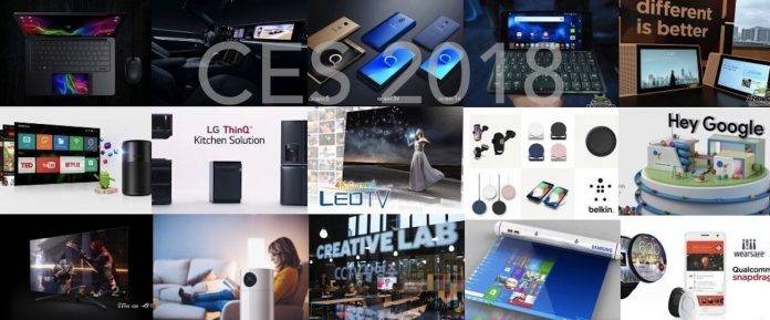 INTERNATIONAL CES 2018 Android Community Coverage