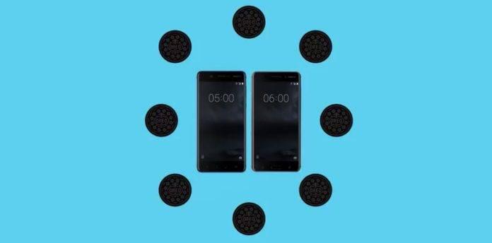 Nokia 5 Nokia 6 ANDROID 8.0 Oreo