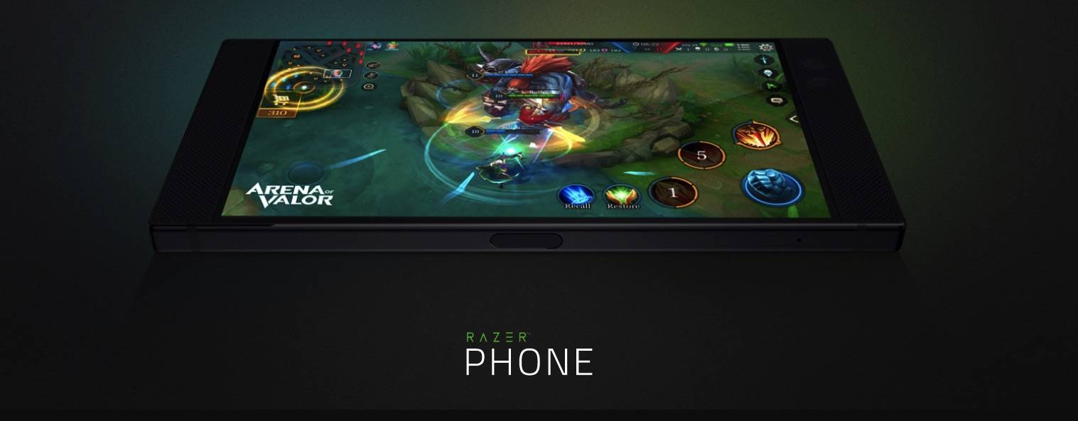Here's a list of best games to play on Razer Phone's 120Hz