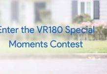 VR180 Special Moments Contest