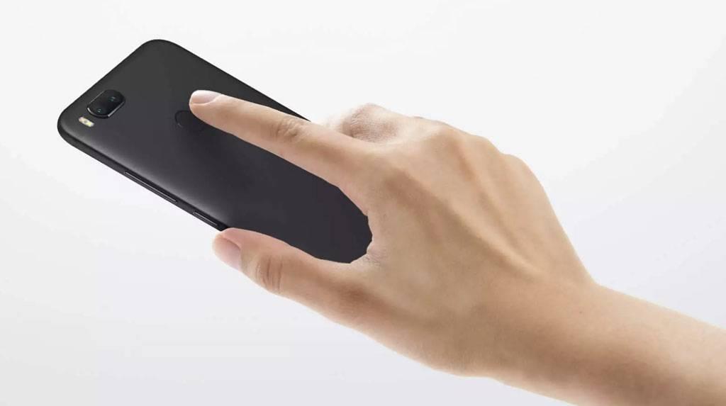 Xiaomi Mi A1 mod allows fingerprint unlock direct from reboot
