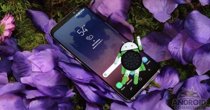 Samsung Galaxy S8 Anydroid Oreo