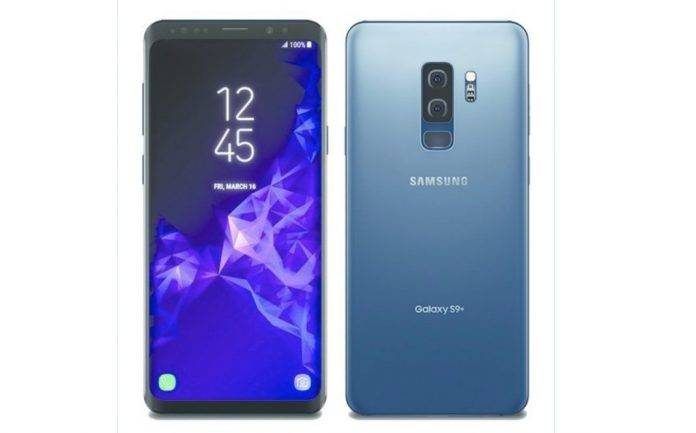 Samsung Duos S9
