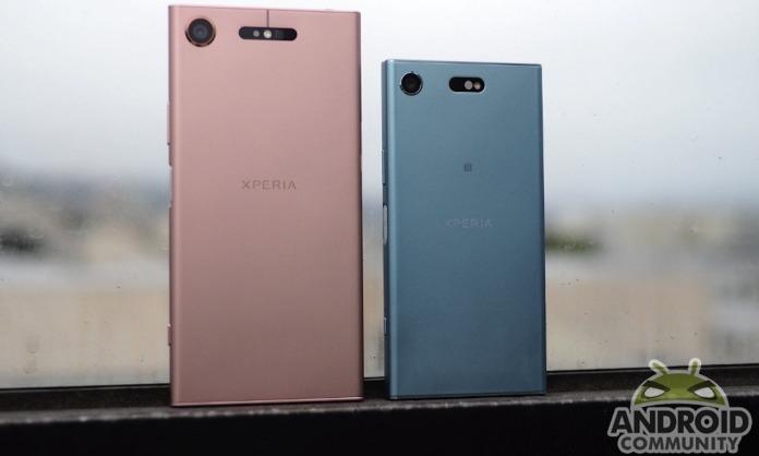 Sony Xperia XZ2 Concept