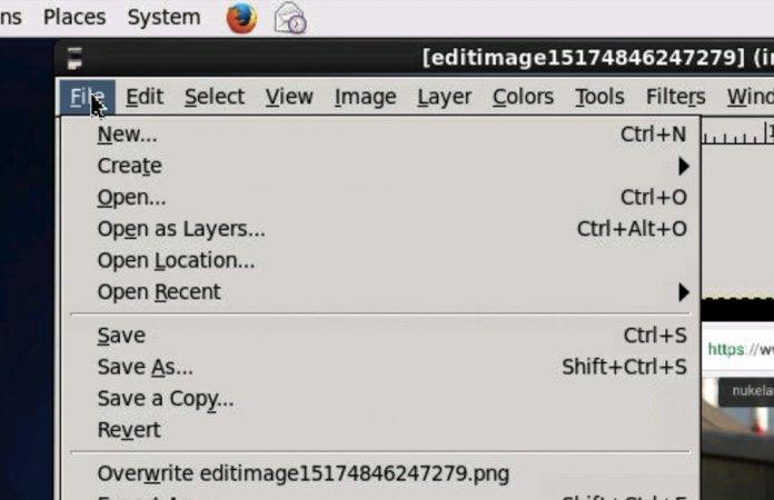 XGimp Image Editor poses vulnerabilities, found to have a