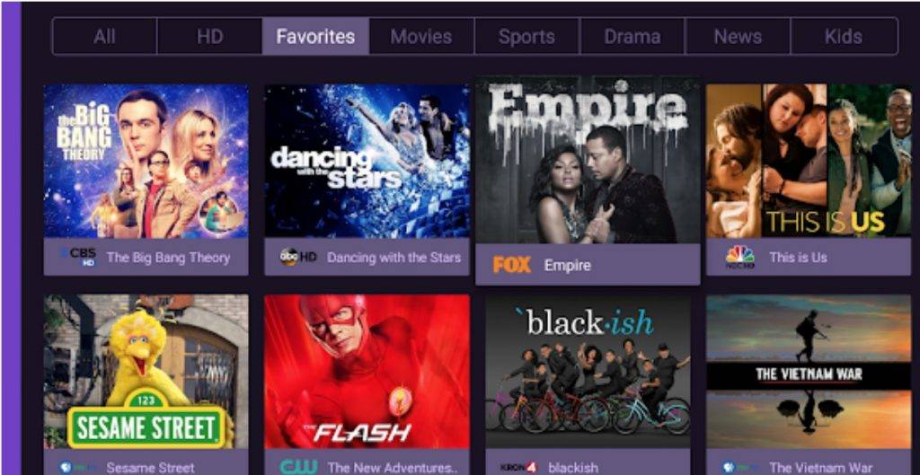 Channels Live TV app now available for Android TV, Amazon